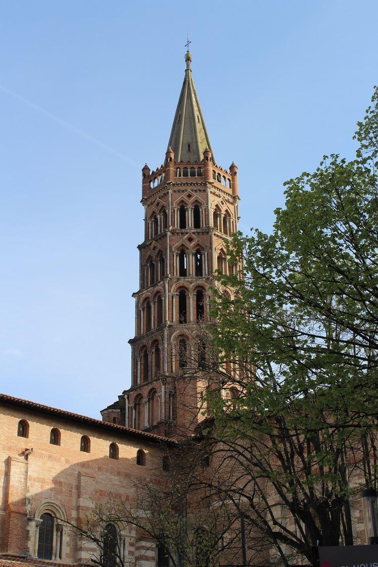 [la Basilique Saint-Sernin]